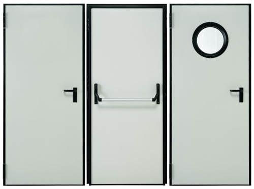 puertas cortafuego